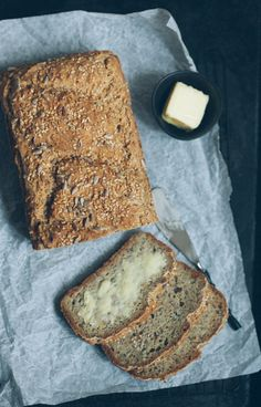 Seeded Millet Sandwich Bread (gluten free) via Baked - The Blog