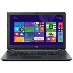 """ACER ASPIRE ES1-521-603V 15.6"""" LAPTOP WITH AMD A6-6310, 1TB HDD, 6GB RAM, & WINDOWS 8.1 - BILINGUAL"""