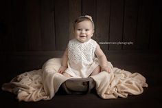 Six Month Photos Beautiful baby girl! #babyphotography  #losangelesbabyphotography