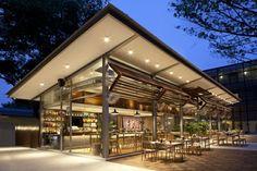 Singapur Cafe Melba Cafeteria Eis