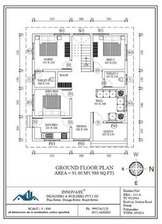 Home Design Drawings Latest Low Cost 1073 Sqft Kerala House Design and Free Plan, Budget 3 Bedroom Kerala Home Plans Free 2bhk House Plan, Free House Plans, Model House Plan, House Layout Plans, Duplex House Plans, Duplex House Design, Family House Plans, Best House Plans, House Floor Plans