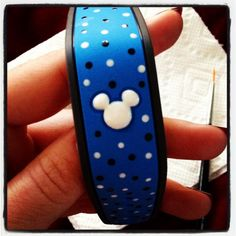 Has anyone decorated their Magic Bands? Please show us the pictures! - Page 25 - The DIS Discussion Forums - DISboards.com