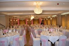 All Day Wedding Package With Uplighting At The Beaulieu Hotel - DJ Martin Lake