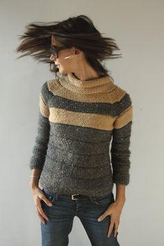 TERRA 02 Sweater - UNISEX-