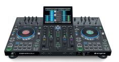 Denon DJ has announced an industry first for DJ gear: starting today, its Prime 4 standalone player and its and media players can directly connect to the internet via Ethernet or built-in Wi-Fi. Arduino, Home Music, Pioneer Dj, Dj Gear, Dj Equipment, The Dj, Wifi, The Unit, Google News