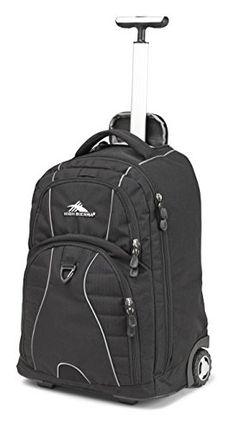 0fc833d41d High Sierra Freewheel Wheeled Book Bag Backpack