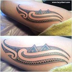 The difference between 'kirituhi' and 'moko' — Taryn Beri Maori Tattoos, Maori Tattoo Meanings, Maori Tattoo Designs, Forearm Tattoos, Tribal Tattoos, Tatoos, Mom Daughter Tattoos, Tattoos For Daughters, Small Tattoos With Meaning