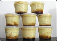 Custard Cups Recipe, Dessert Recipes, Desserts, Mousse, Picnic, Favorite Recipes, Sweets, Chocolate, Industrial