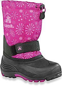 Kamik Kid's Impulseg Waterproof Insulated Gortex Snow Boots http ...