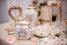 location de vaisselle vintage mariage
