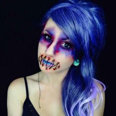 This Amazing Artist Does Absolutely Insane Halloween Makeup That Will Haunt Your Dreams:
