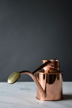 copper watering can www.murlifestyle.com
