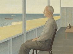— Celebrated painter Alex Colville, whose meticulously crafted scenes of everyday life established him as one of Canada's most well-known modern artists, has died at the age of Alex Colville, Canadian Painters, Canadian Artists, Art Gallery Of Ontario, Tate Gallery, Magic Realism, Galleries In London, Norman Rockwell, Modern Artists