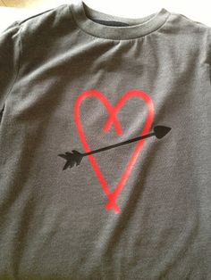 From The Hive: valentines shirts and heat transfer vinyl
