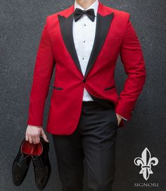 Mens Casual Suits, Mens Suits, Casual Wear, Prom Suit And Dress, Teenage Boy Fashion, Red Quinceanera Dresses, Designer Suits For Men, Quince Dresses, Red Suit