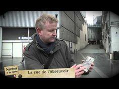 Nantes à la carte : rue de l'Abreuvoir - YouTube