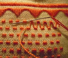 The Pleasure of embroidery: June 2012