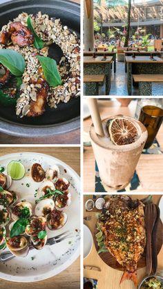 Bali, Tasty, Restaurant, Fish, Dining, Cooking, Wood, Twist Restaurant, Baking Center