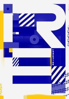 Re—Levant — Exhibition #geometric