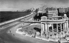 Manshiyah,  Alexandria (1938) Khedive Ismail Monument