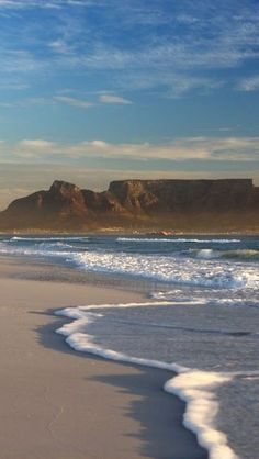 Table Mountain, South Africa    ........................................................ Please save this pin... ........................................................... Because For Real Estate Investing... Visit Now!  http://www.OwnItLand.com