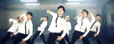 BTS \ BOY IN LUV \ I love this part in the choreography
