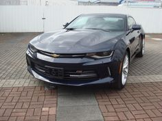 awesome Chevrolet 2016 Camaro 2LT/RS Schiebedach sofort lieferbar