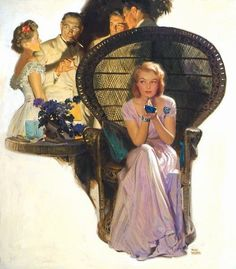 Art Contrarian: Tom Lovell: Illustrator, Personified
