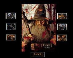 The Hobbit Film Cell Presentation  Gandalf by Everythingbutthatcom, £9.99