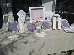 DIY Jewelry Display or Storage