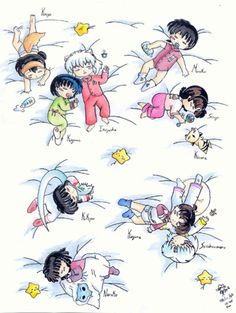 Image shared by Neko-Chan. Find images and videos about baby, inuyasha and kagura on We Heart It - the app to get lost in what you love. Sango Y Miroku, Inuyasha Funny, Inuyasha Fan Art, Inuyasha And Sesshomaru, Kagome And Inuyasha, Inuyasha Memes, Me Me Me Anime, Anime Love, Período Sengoku