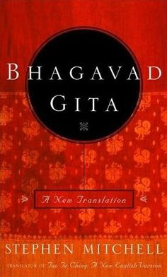 "Gita in a Nutshell #5: Why Is the Gita So Upsetting At First? ~ ""Is it any wonder that many readers stop right there and say, ""I don't need this.  I'm going to find something more uplifting to read""?...You'll be encouraged to know that Arjuna, at the beginning of chapter 3, pretty much says to Krishna, ""Are you crazy or something"".  He has some of the the same problems we do!"""
