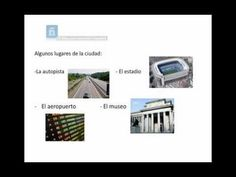 Localizaci'on en la ciudad. El Blog para Aprender Español EBPAES - Spanology