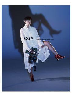 TOGA 2016ss / Sakura Ando / 安藤サクラ