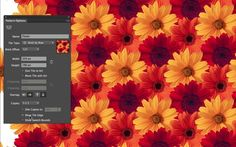 Amostra de Padrão com Imagem Bitmap