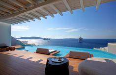 2-Bedroom Diamond Mykonos Villa with Pool | Cavo Tagoo Villas Mykonos Greece