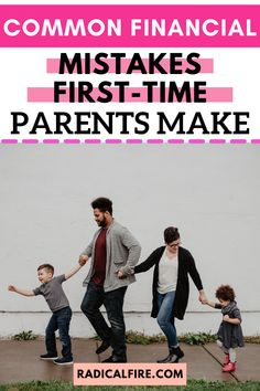 As a first-time parent, there's a lot on your plate. You're responsible for raising a tiny human into a smart, kind, and successful member of society. Mistakes, even when it comes to money matters, are inevitable. Still, thoughtful planning can help you meet your financial goals and give your kids the support they need. In this article, you will learn what are the common financial mistakes you can avoid. Financial Peace, Financial Success, Wealth Management, Money Management, Education Savings Plan, Financial Planning For Couples, Dividend Investing, First Time Parents, Making A Budget
