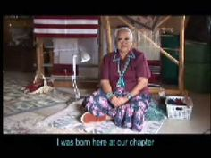 Navajo master weaver Sadie Curtis talks about her craft. Filmed and edited by Laurie McDonald, consulting anthropologist Teresa Wilkins, UNM--Gallup, native ...