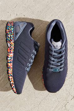 adidas ZX Flux Prism Sole Sneaker - Urban Outfitters