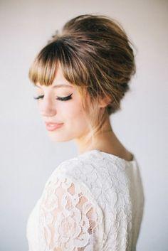 7 Peinados de Novia para las Chicas con Pelo Corto