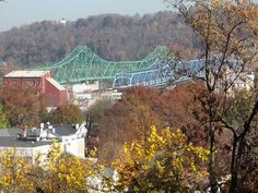 Dysard Hill Overlook Ashland Kentucky, just passed by this the other day. My aunt lives near it...