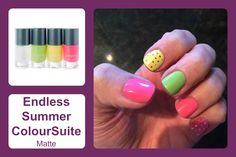 Endless Summer Colour Suite