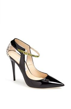 Jimmy Choo 'Maiden' Pointy Toe Pump available at #Nordstrom (Perfect for many reasons. Must have. $775.)