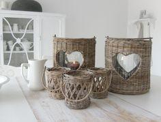♥ baskets...