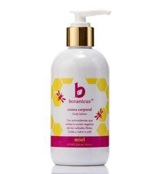 Crema Corporal - Miel Regenera, suaviza y humecta la piel.  Excelente para piel seca