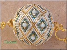 From Cloclotiti lots of really nice beaded beads