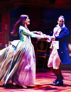 """Look into your eyes, and the sky's the limit"" - Hamilton on Broadway Hamilton Broadway, Hamilton Musical, Theatre Nerds, Musical Theatre, Theater, Pippa Soo, Hamilton Wallpaper, Eliza Schuyler, Hamilton Lin Manuel Miranda"
