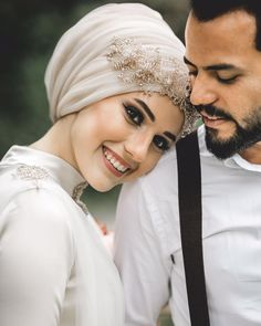 Our Couple& Elegant Film, this evening with you at Slit Wedding Dress, Hijab Wedding Dresses, Eid Dresses, Bridal Dresses, Bridal Hijab, Hijab Bride, Cute Muslim Couples, Cute Couples, Happy Couples