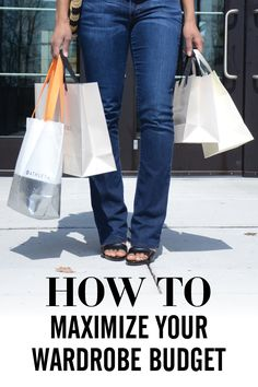 How to actually find quality clothes for a good price and get the most out of your mall shopping trip using Stylebook