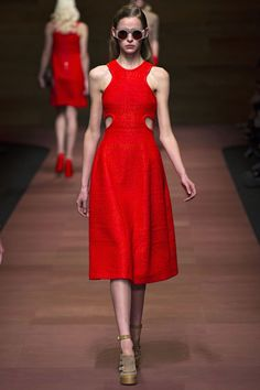 Carven Spring 2013 Ready-to-Wear Collection Slideshow on Style.com